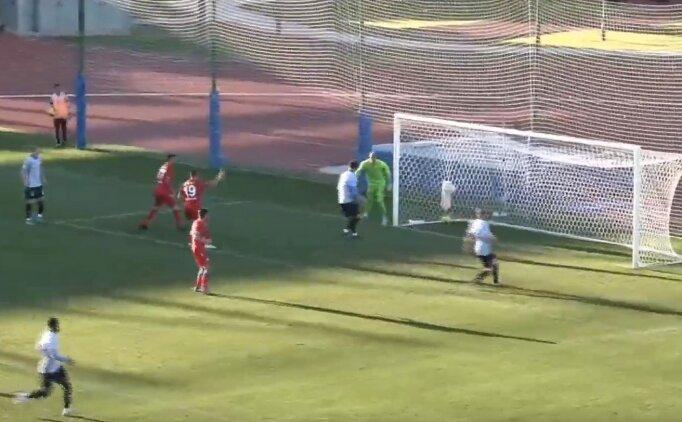Loris Karius'tan Beşiktaş - Altınordu maçında büyük hata
