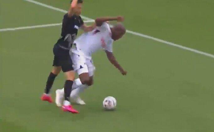Trabzonspor'un penaltısı VAR'dan döndü