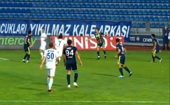 Fenerbahçe attı, VAR iptal etti!