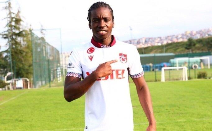 Trabzonsporlu Diabate: 'Pes etmem'