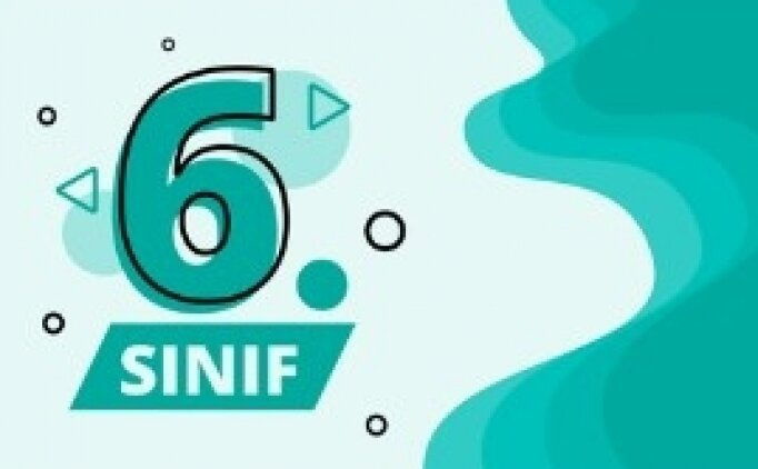 EBA TV 6 Sınıf Ders Tekrarı izle Altıncı Sınıf konu konu ders tekrarları) (29 Mayıs Cuma)