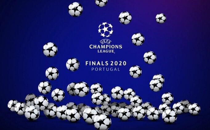 UEFA Şampiyonlar Ligi kuraları çekildi