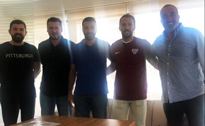 Bandırmaspor, Sivas Belediyespor'dan Serkan Yavuz'u transfer etti