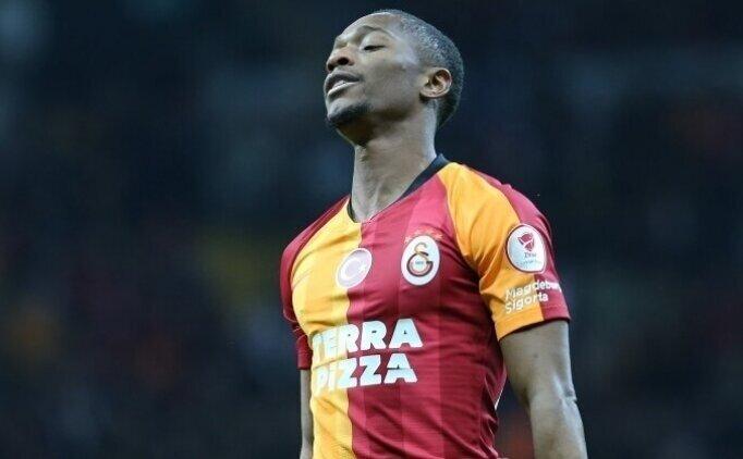 Galatasaray'da Sekidika sürprizi