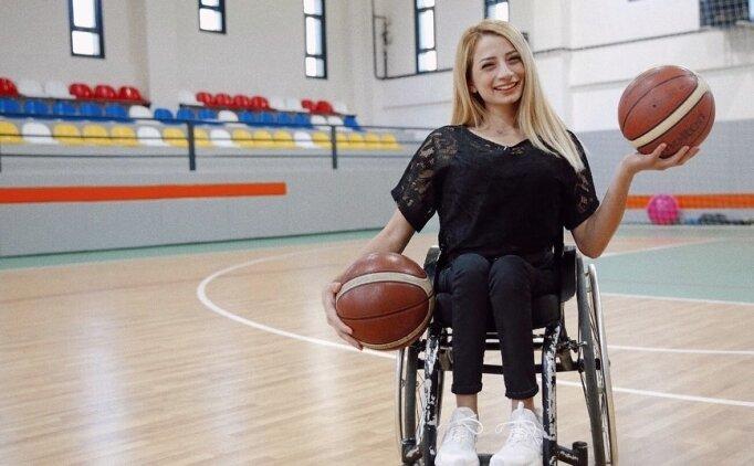 Milli sporcu Selin Şahin'den 'Evde kal' çağrısı