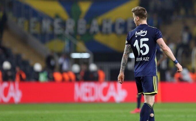 Fenerbahçe'de Serdar Aziz seferberliği