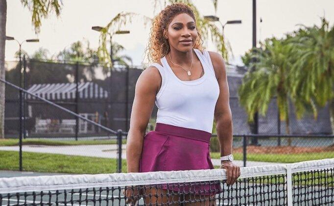 Serena Williams, anne olduktan sonra ilk şampiyonluğuna ulaştı