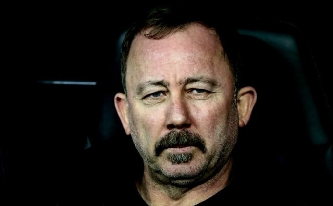 Sergen Yalçın: 'Topu verdik maçı aldık'