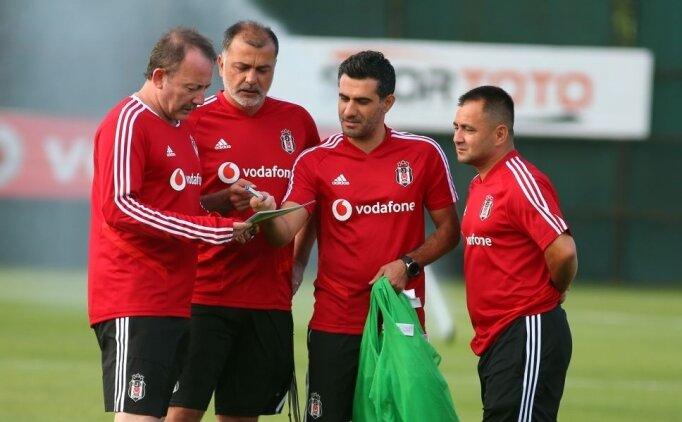Beşiktaş, Sergen Yalçın'la sözleşme uzatacak