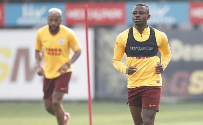 Galatasaray'da test günü