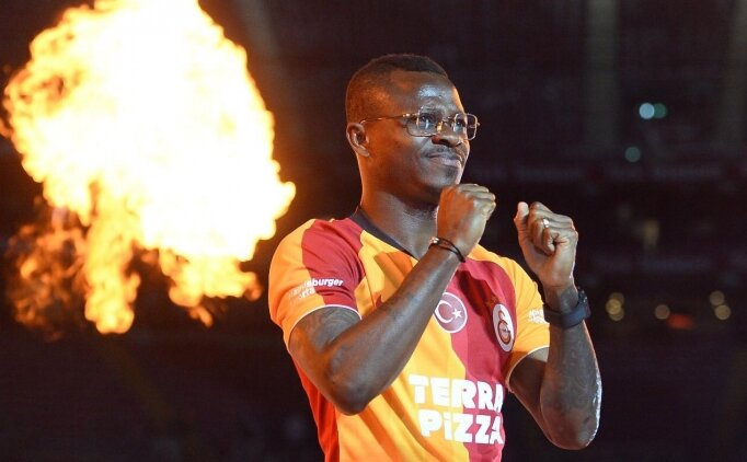 Galatasaray'da Seri için sıcak saatler
