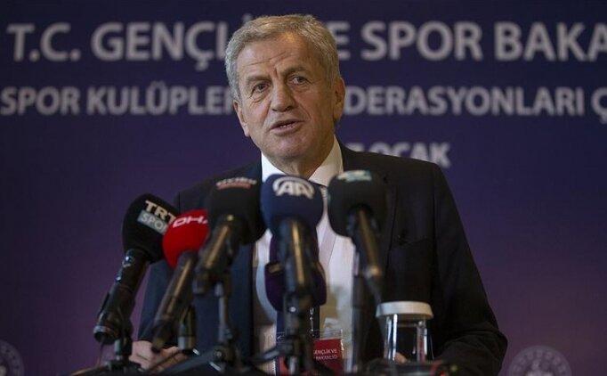 Servet Yardımcı: 'İstanbul'daki final negatif etkilenmez'