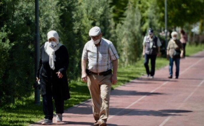 65 yaş üstü seyahat izni için HES kodu alma, Hes kodu 65 yaş için şehirlerarası seyahat (18 Ocak Pazartesi)