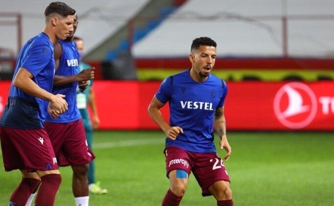 Trabzonspor'da Başakşehir öncesi 2 eksik, 2 belirsiz