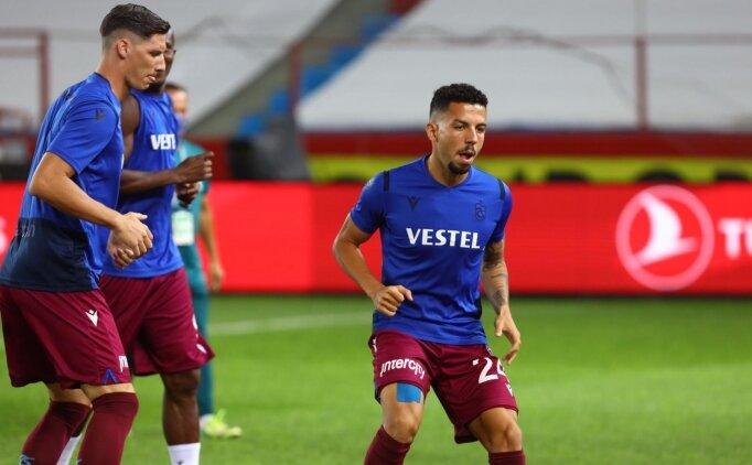 Trabzonspor'da Flavio sınıfta kaldı
