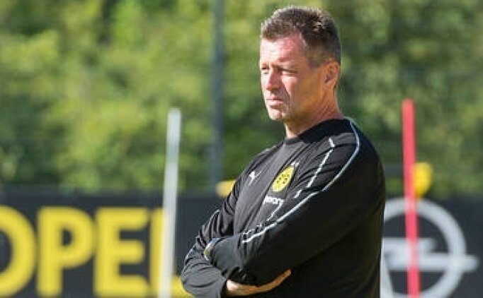 Dortmund, Skibbe'nin görevine son verdi