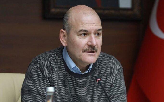 İçişleri Bakanı Soylu, özel araçla seyahat için konuştu