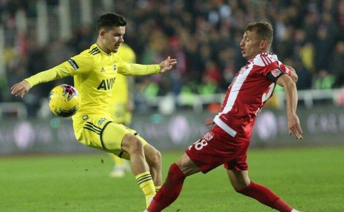 Fenerbahçe ile Sivasspor 28. randevuda