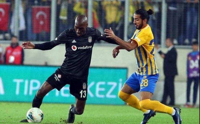 Ankaragücü, Beşiktaş'ı 10 yıldır yenemiyor!
