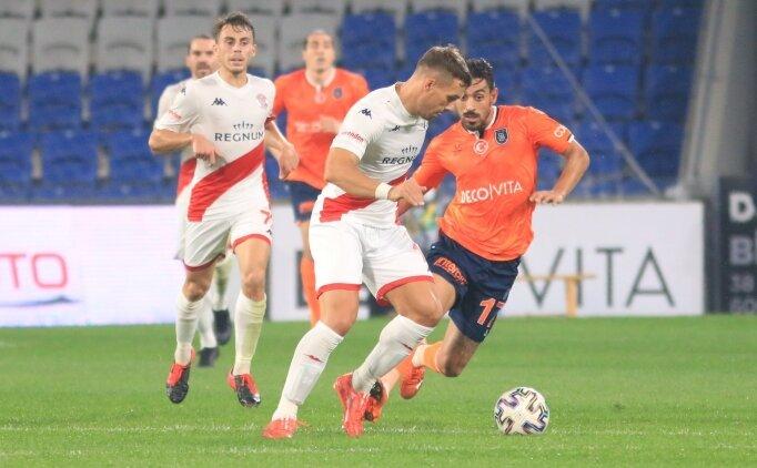 Podolski, yeni sezonda ilk golünü Başakşehir'e attı