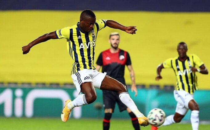 Fenerbahçe'nin hücumdaki kozu: Mbwana Samatta
