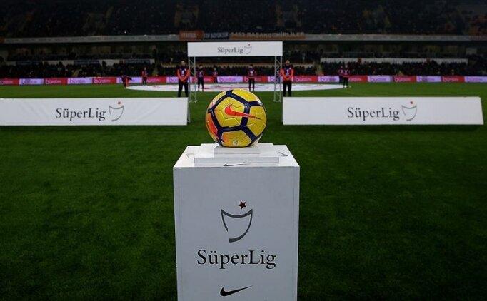 TFF, Süper Lig'in maç saatlerinde değişikliğe gitti!