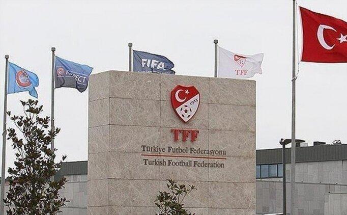 TFF'den Fenerbahçe için 'geçmiş olsun' mesajı