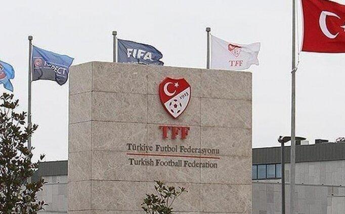Türkiye Futbol Federasyonu'ndan Yeni Malatyaspor'a 'geçmiş olsun' mesajı