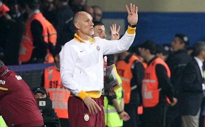Galatasaray'da geri dönüş; Taffarel