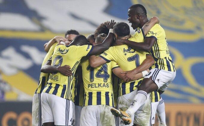 Konyaspor öncesi Fenerbahçe'de 2 eksik