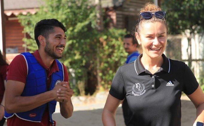 Nagihan Tokmak, Atlı Dayanıklılık Balkan Kupası'nda ikinci oldu