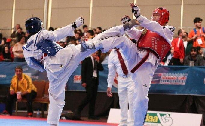 Türkiye Tekvando Şampiyonası başladı