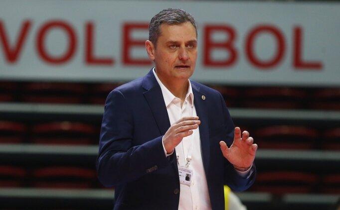 Fenerbahçe Opet Başantrenörü Terzic, CEV Avrupa Antrenörler Komisyonunda görev alacak
