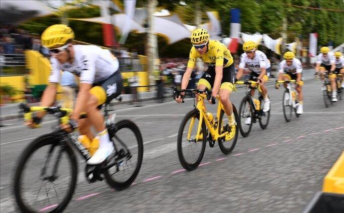 İtalya Bisiklet Turu'nu Geoghegan Hart kazandı