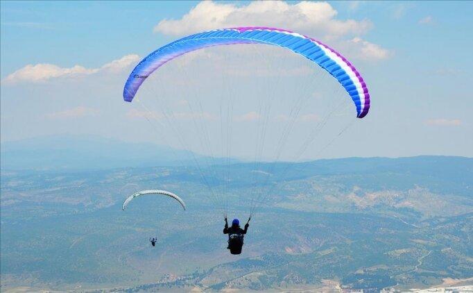 Akşehir XC Yamaç Paraşütü Mesafe Yarışması, koronavirüs nedeniyle iptal edildi