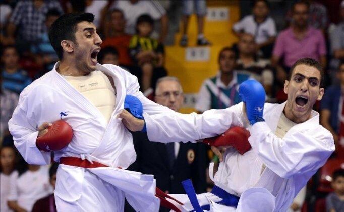 Karatede sadece bireysel ve kata branşlarında çalışma yapılabilecek