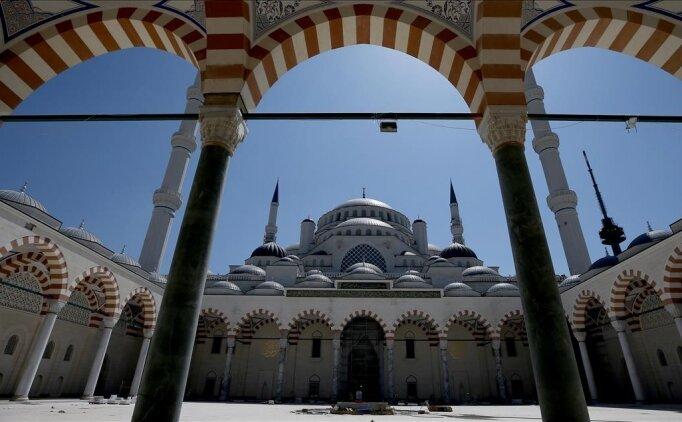 İçişleri Bakanlığından 81 il valiliğine 'cami ve mescit' genelgesi