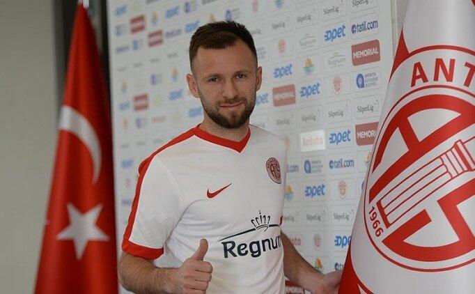 PFDK, Antalyasporlu Hakan Özmert'e 3 maç ceza verdi