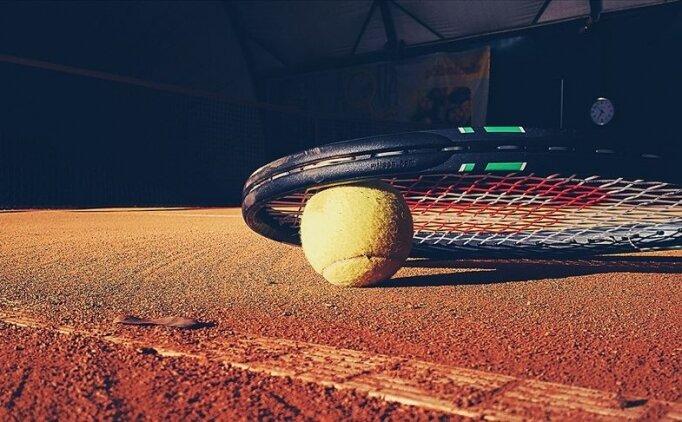 İstanbul'da tenis heyecanı Challenger TED Open'da başladı