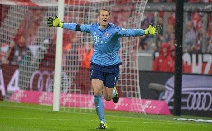 Bayern Münih'te beklenen imza geldi; Neuer