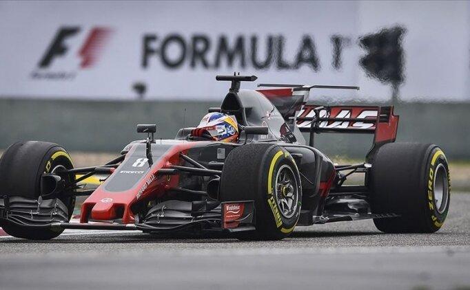 Grosjean ve Magnussen sezon sonu Haas'tan ayrılacak