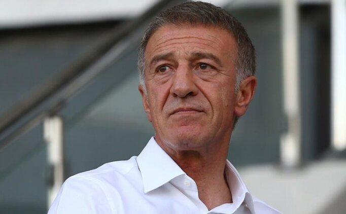 Ahmet Ağaoğlu, Trabzonspor'un 53. yılını kutladı!