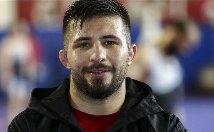 Güreşçi Süleyman Atlı'nın hedefi dünya ve olimpiyat şampiyonluğu