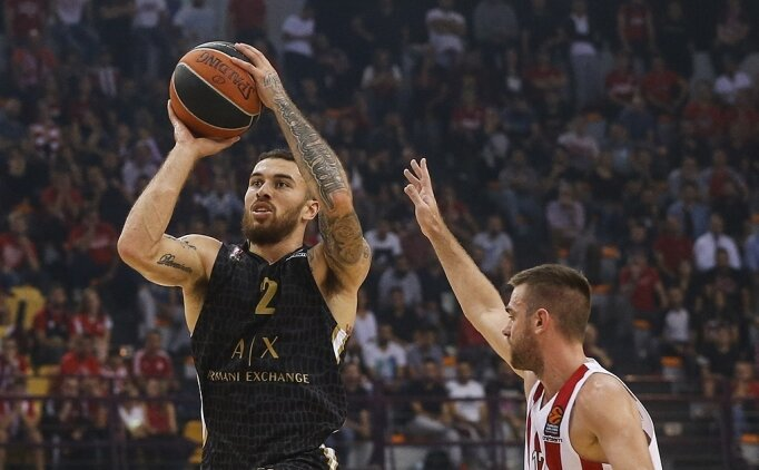 EuroLeague'de haftanın MVP'si Mike James oldu