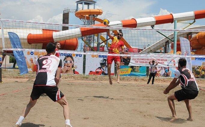Avrupa Plaj Voleybolu Şampiyonası yine Türkiye'de yapılacak