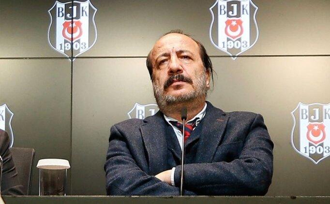 Adnan Dalgakıran: 'Beşiktaş'a iyilik yapmıyorlar'
