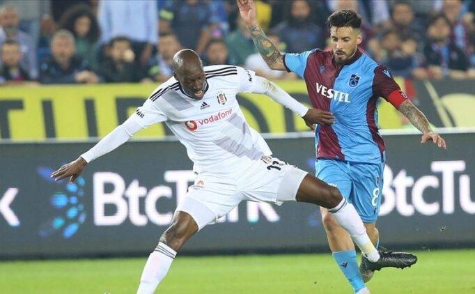 Beşiktaş ve Trabzonspor'un ilk 11'leri