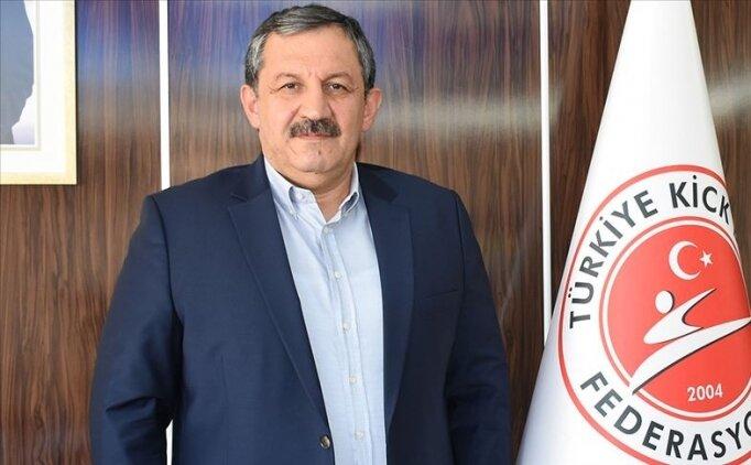 Kick Boks Federasyonu Başkanı'nın Kovid-19 testi pozitif çıktı