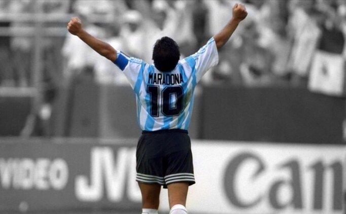Kolombiya Devlet Başkanı'ndan Maradona mesajı