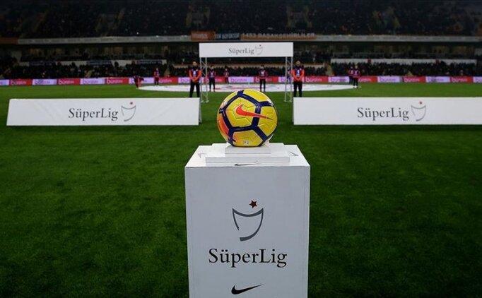 İşte Süper Lig'de yeni santra saatleri!